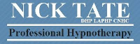 Nick Tate Professional Hypnotherapy: