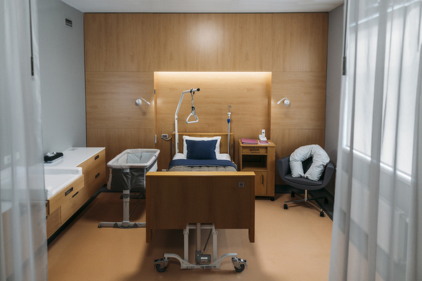 ISIDA clinic introduces new hospital ward of the «Standard Plus» category